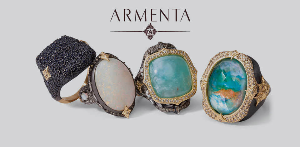 Armenta Collection By Louis Anthony Jewelers