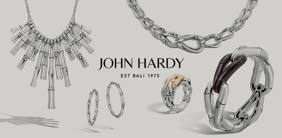 John Hardy Collection By Louis Anthony Jewelers