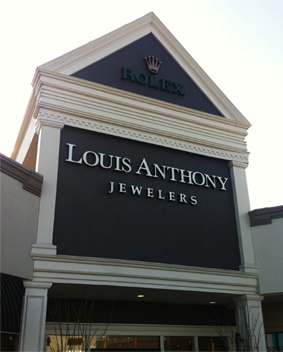 Louis Anthony Jewelers Store