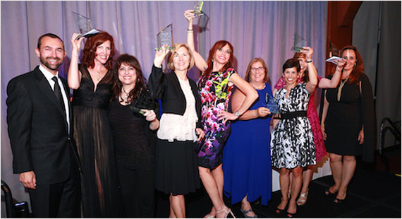 VERONICA GUARINO HONORED AS WOMEN'S JEWELRY ASSOCIATION RETAILER OF THE YEAR 2015