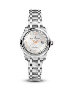 "Carl F. Bucherer ""Manero"" AutoDate Women's Watch"