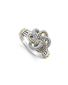 """LAGOS """"Love Knot"""" Women's Size 7 Ring"""
