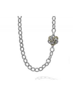 """LAGOS """"Love Knot"""" Women's  32"""" Necklace"""
