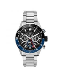 TAG Heuer Calibre Heuer 02 – Automatic Chronograph GMT