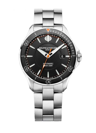 Baume & Mercier Clifton Club -10340 Automatic watch with Date - 42 mm
