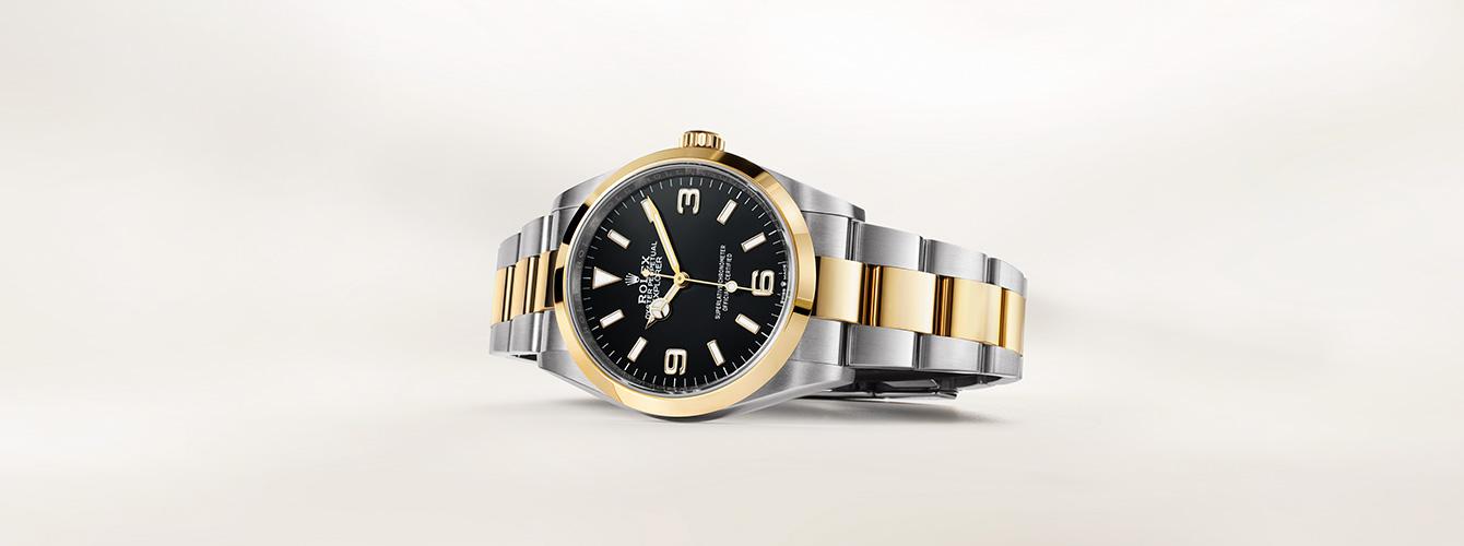 Rolex Explorer Watches