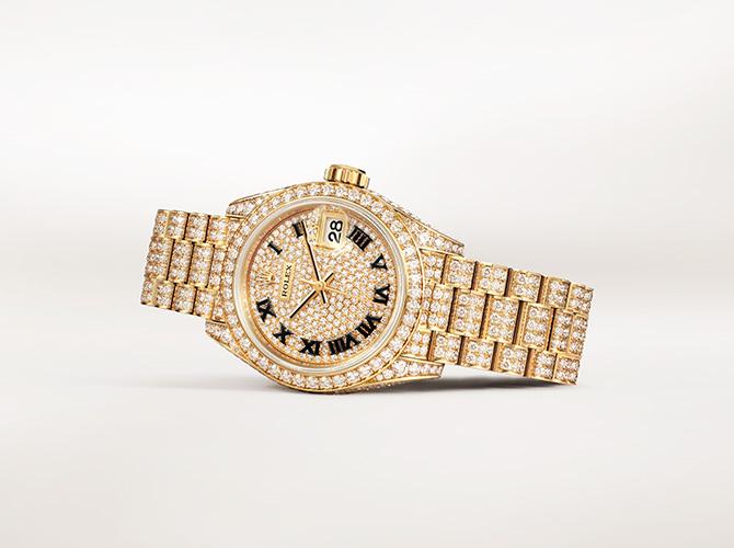 Rolex Lady-Datejust Watches