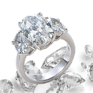Louis Anthony Jewelers Bridal Rings