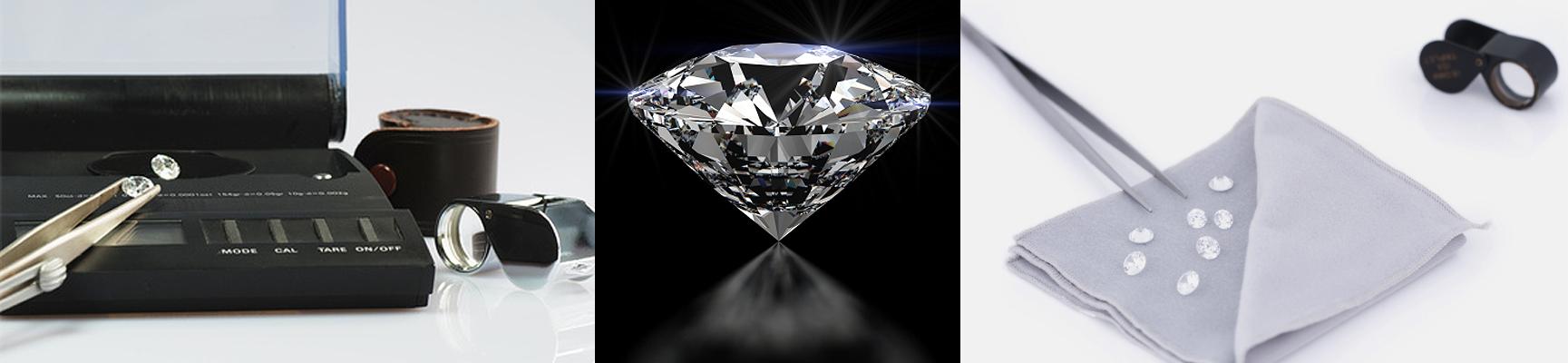 Diamond Education: THE 4C'S OF DIAMONDS