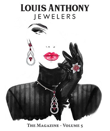 Louis Anthony Jewelers 2020 Jewelry, Watches, and Giftware Digital Magazine