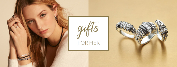 Louis Anthony Jewelers Gifts for Her: Shop Watches, Jewelry, Giftware
