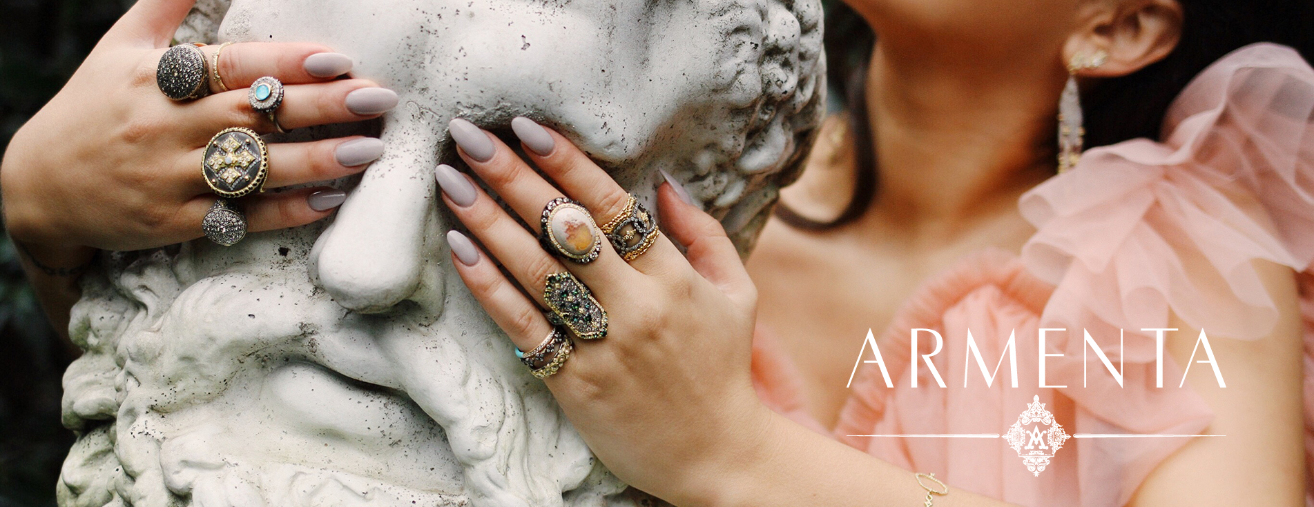 Armenta Jewelry Collections at Louis Anthony Jewelers, Pittsburgh PA