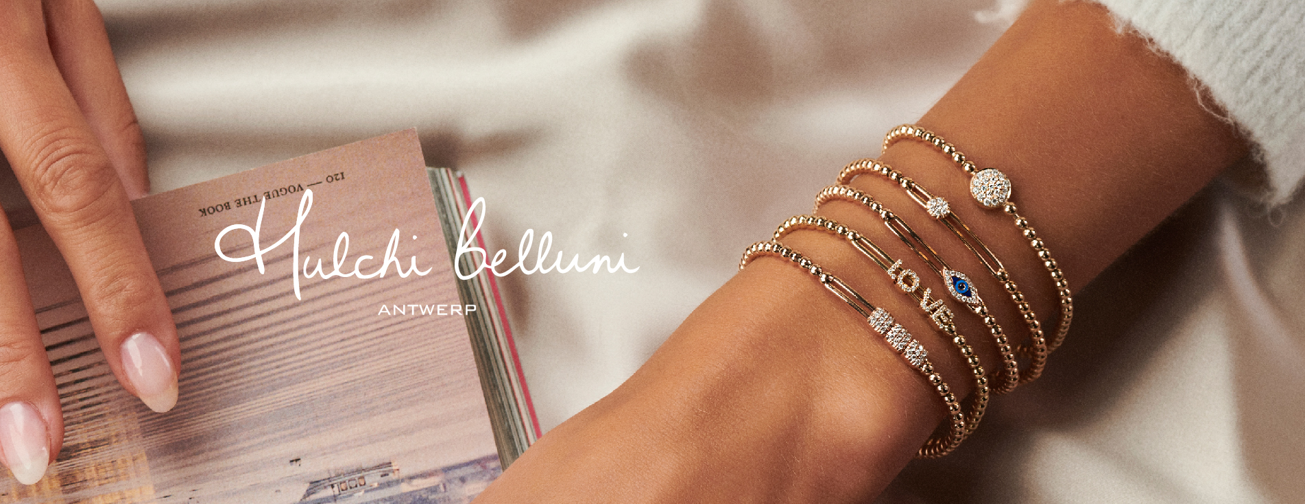 Hulchi Belluni Collections at Louis Anthony Jewelers, Pittsburgh PA