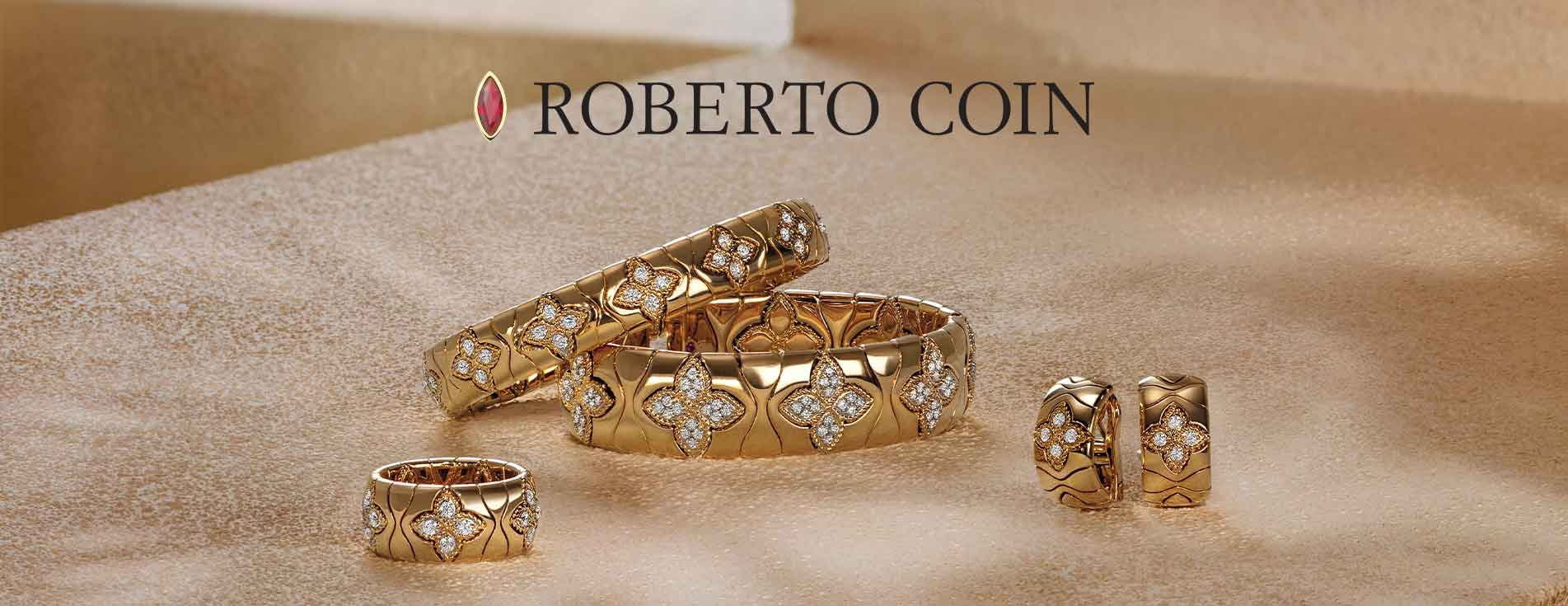 Roberto Coin Jewelry Collections at Louis Anthony Jewelers, Pittsburgh PA