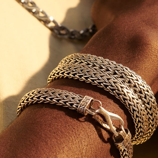 John Hardy Men's Jewelry