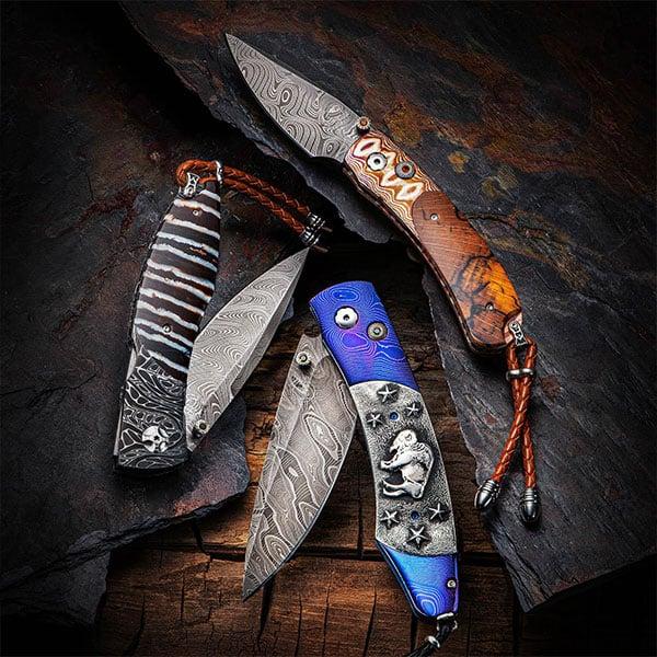 William Henry Pocket Knives