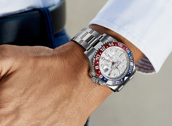 Rolex men's watches at  Louis Anthony Jewelers
