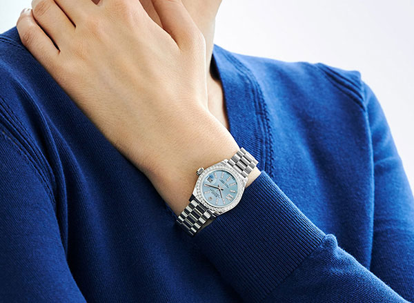 Rolex Women's Watches Louis Anthony Jewelers