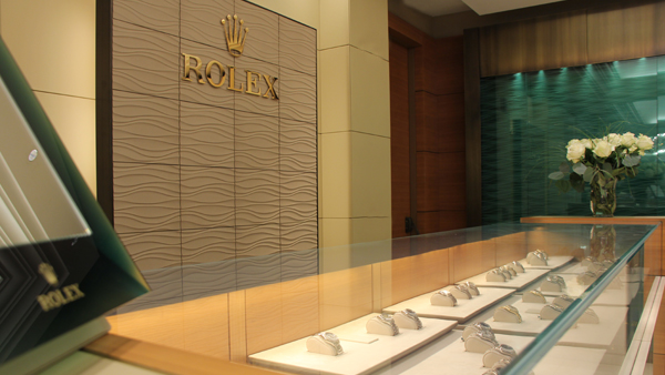 Rolex at Louis Anthony Jewelers at 1775 North Highland Road, Pittsburgh, PA 15241