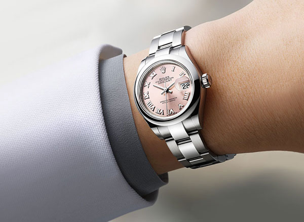 Women's Rolex Watches at Louis Anthony Jewelers