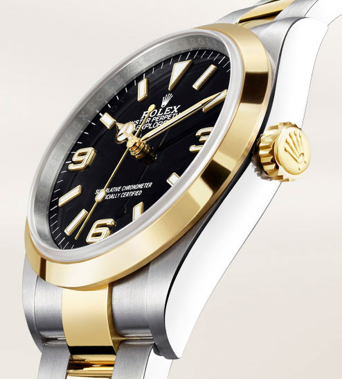 Discover Rolex at Louis Anthony Jewelers